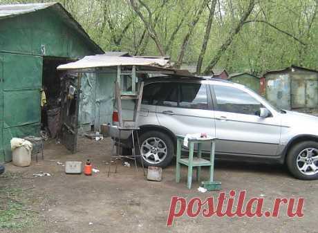 Полезные самоделки | Свой ремонт авто, покраска, жестянка, пластик, тюнинг