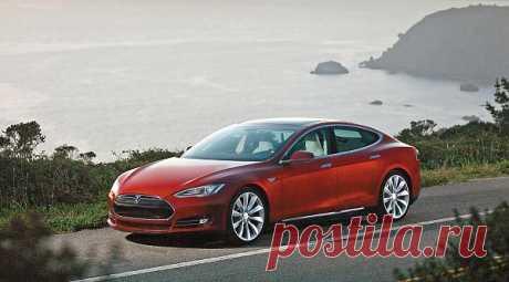 Tesla Model S: самый главный электромобиль в мире.
