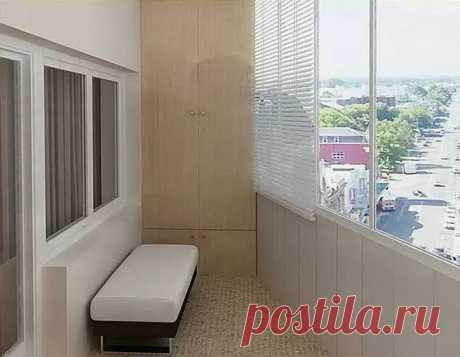 Холодное остекление балкона алюминиевым профилем — Самострой