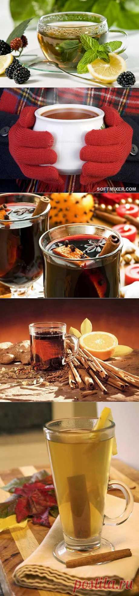 Самые вкусные согревающие напитки | SOFTMIXER