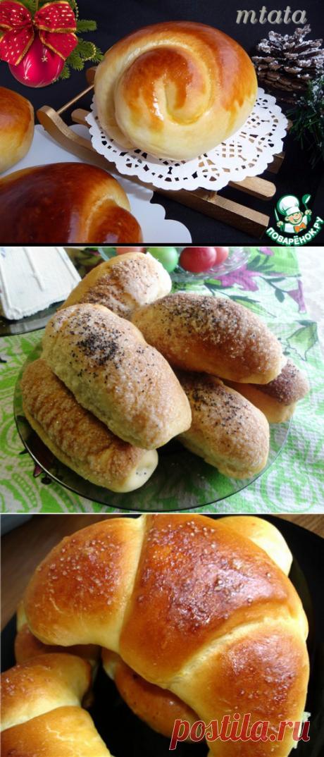 Los panecillos | las Anotaciones en la rúbrica del panecillo | el diario Elena_Strokulya