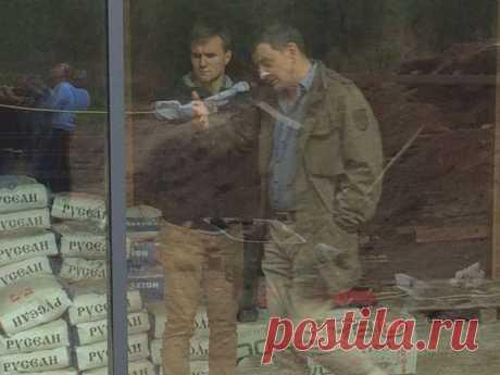 Судя по выражению лица Подрядчика, претензии Технадзора более чем обоснованы.
