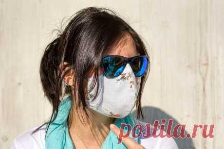 Запотевают очки при ношении маски. Советы медиков, как этого избежать | Хозяйка медной горы НТ | Яндекс Дзен