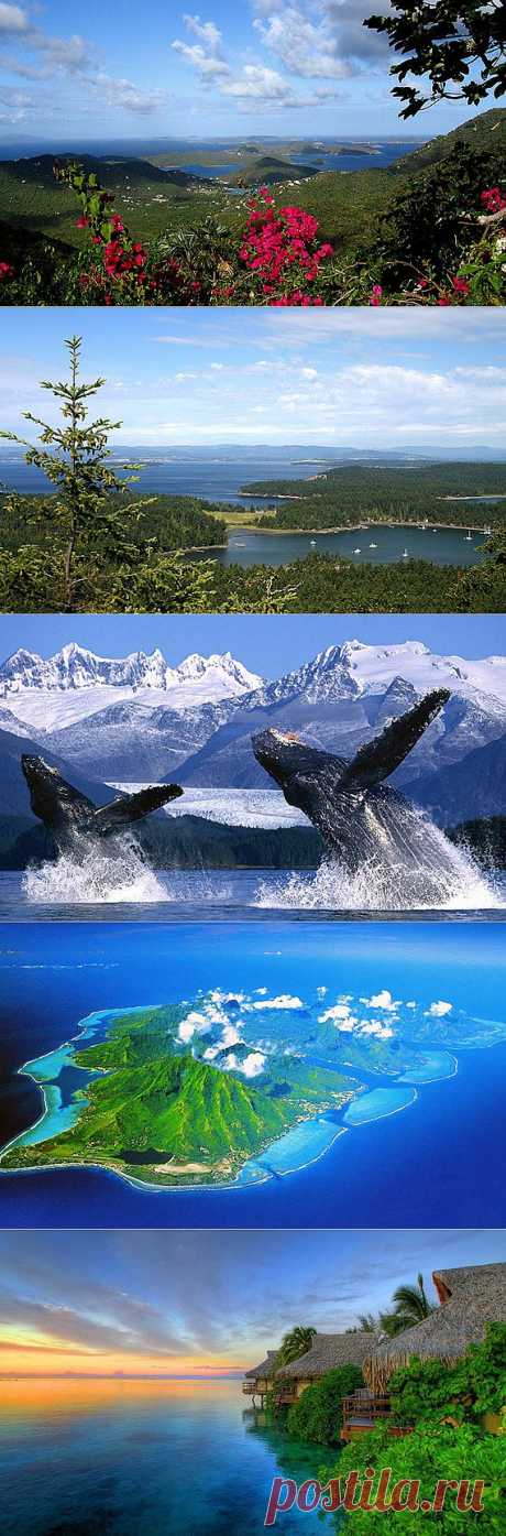 Самые красивые острова мира « То там, то тут — путешествия, фотографии стран мира, фото прогулки