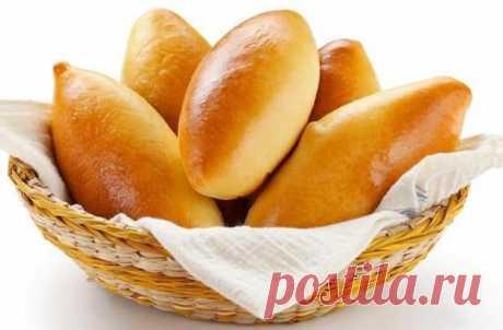 Пирожки «Пятиминутки» — рецепт «кремлевского» повараСчастливая женщина