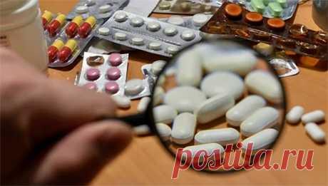 В России много лекарств, эффективность которых вообще не доказана. Некоторые из них давно запрещены в других странах.