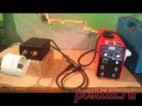 Сварочный инвертор ММА+мощный индукционный нагреватель (два в одном)