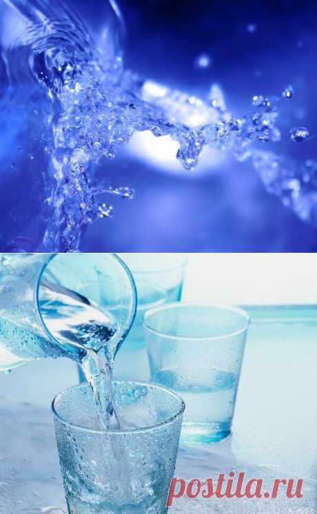 8 способов удаления лишней жидкости из организма — Женсовет — Релакс!