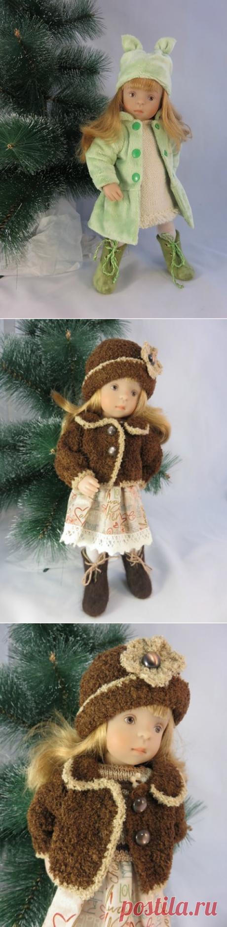 """Распродажа!!! Зима для Minouche и К"""" / Одежда для кукол / Шопик. Продать купить куклу / Бэйбики. Куклы фото. Одежда для кукол"""