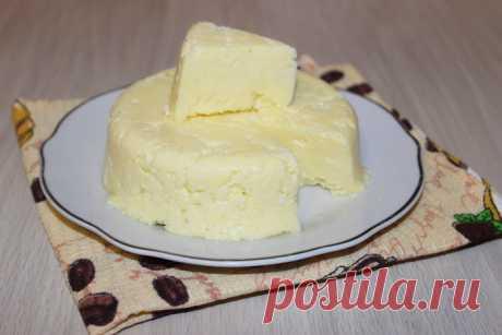 Домашний сыр из молока, кефира и яиц | Ом-ном-ном с Мариной М