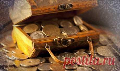 Ритуал на деньги из 7 цифр / Мистика
