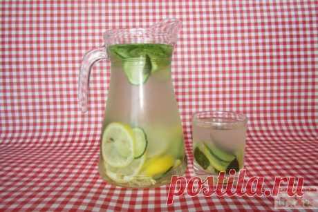 Вода Сасси для похудения и очищения организма — Кулинарная книга - рецепты с фото