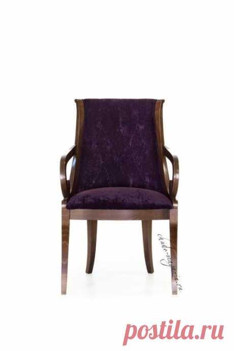 Мягкое кресло из массива бука Глори-5 М-7
