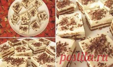 Как приготовить обалденный тортик за 20 минут - рецепт, ингредиенты и фотографии