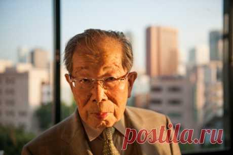 Умер 105-летний японский доктор: секреты его долголетия | Я Могу | Яндекс Дзен