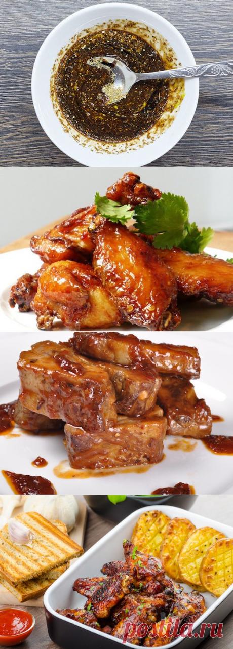 Как приготовить блюда с медовым маринадом? — Вкусные рецепты
