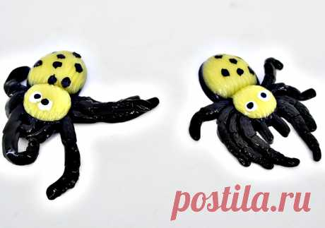 Простые лизуны пауки в розничные торговые сети оптом