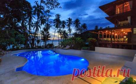 Playa Cativo Lodge – Окончательное экологическое отступление южной Коста-Рики — Grfetu