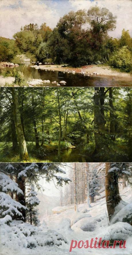Творчество художника пейзажиста А.Н.Шильдера