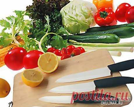 Как выбрать кухонный нож? Полезные советы