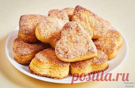 Готовим нежное и простое печенье   Бульон жизни   Яндекс Дзен