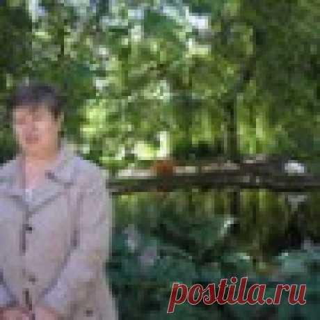 Людмила Запольская