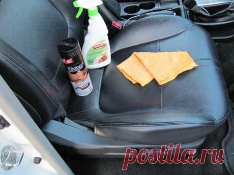 Как избавиться от плохого и затхлого запаха в салоне автомобиля?