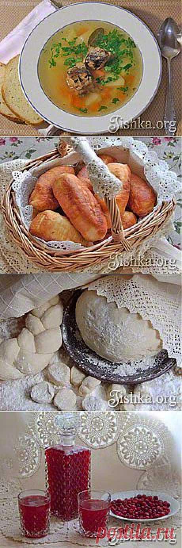 Рецепты постных блюд с фотографиями.