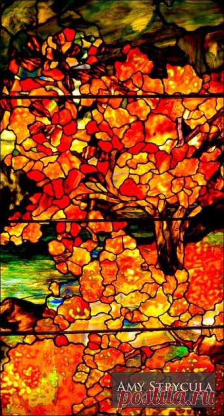 Витраж *Осень*