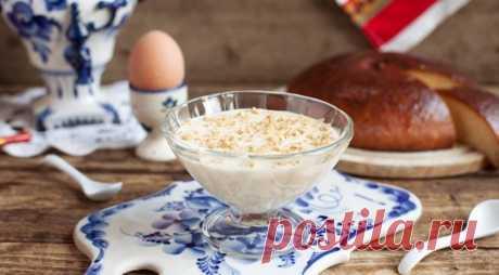 Творожный мусс с хурмой — Sloosh – кулинарные рецепты