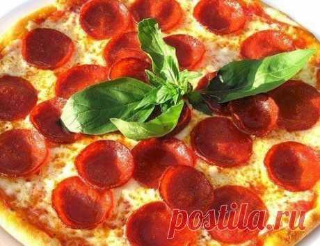 Настоящая итальянская пицца — восхитительные рецепты