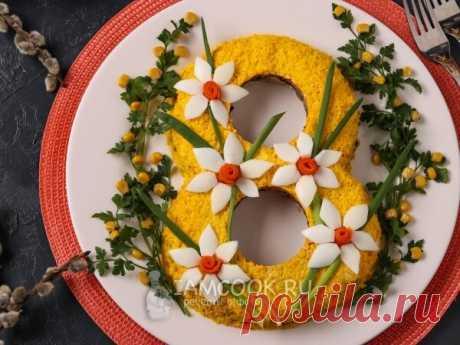 8 марта — лучшие рецепты к праздничному столу для любимых женщин! | Аймкук — рецепты с фото | Яндекс Дзен