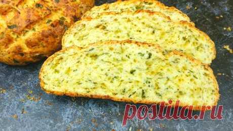 Хлеб без дрожжей: быстрый и простой рецепт