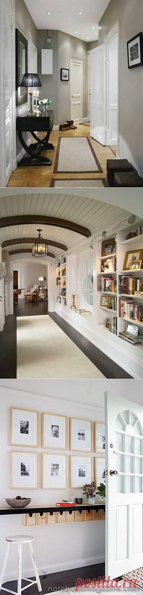 Дизайн коридора | Домфронт