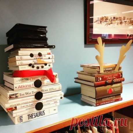 Книжнее новогоднее