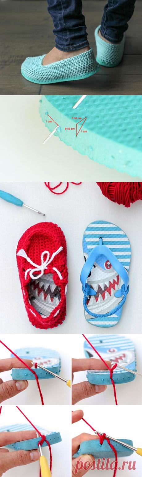 Slippers from Vietnamese (Diy) \/ Footwear \/ Second Street