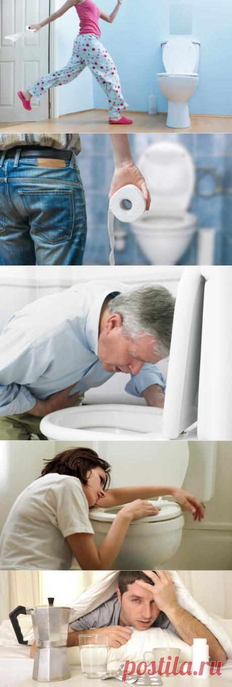 ?⚕️ Диарея при давлении ⋆ Действительно понос симптом скачков давления?
