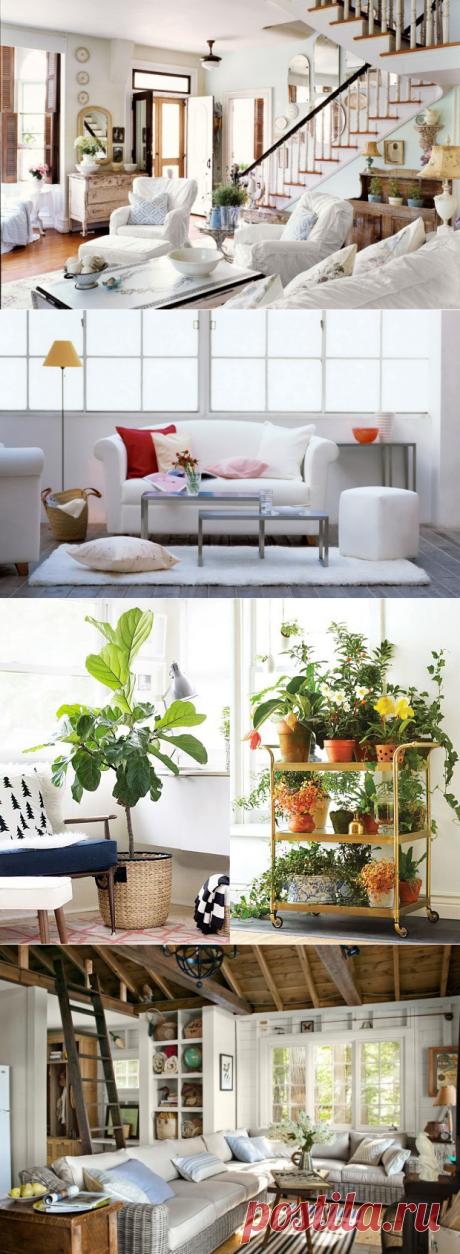 Простые способы сделать свою квартиру уютнее — Полезные советы