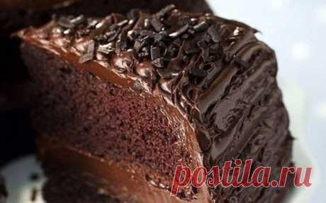 Торт «Шифоновая Прага».