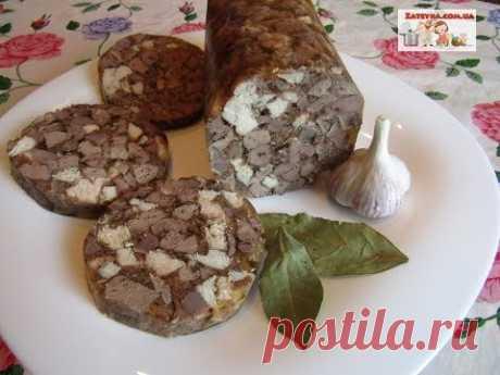 ДОМАШНИЙ ЗЕЛЬЦ из Куриных Потрошков - просто и вкусно!!!
