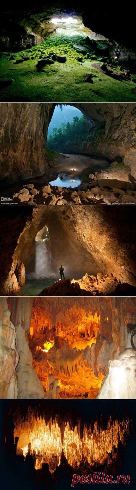 (+1) тема - 20 завораживающих фотографий пещер   ЛЮБИМЫЕ ФОТО