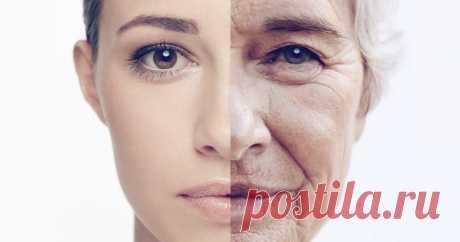 2 главные причины старения / Все для женщины