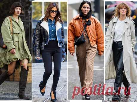 На любой случай: 11 моделей верхней одежды, которые никогда не выходят из моды | Marie Claire