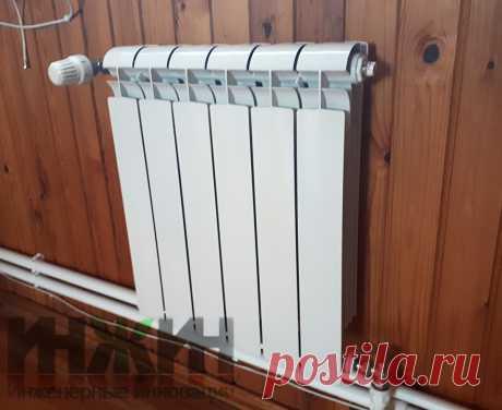 Монтаж отопления в каркасном доме, фото 817