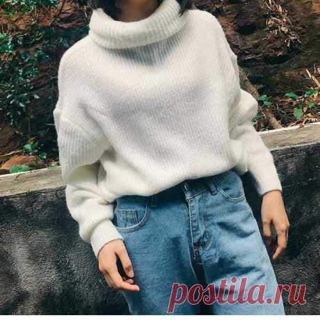 Как выбрать модный свитер на весну 2020 Подсказки, фото с примерами и ссылки на свитера - это поможет вам выбрать стильный свитер для весеннего лука. Приятного просмотра! рукоделие, шоппинг,товары из китая,пальто,юбки,свитер,одежда,аксессуары,стиль,украшения,весна, хобби