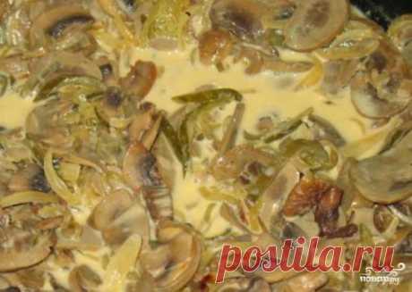 Почки в сметане - рецепт с фото на Повар.ру