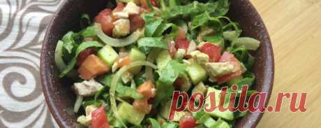 Диетический салат с индейкой - Диетический рецепт ПП с фото и видео - Калорийность БЖУ