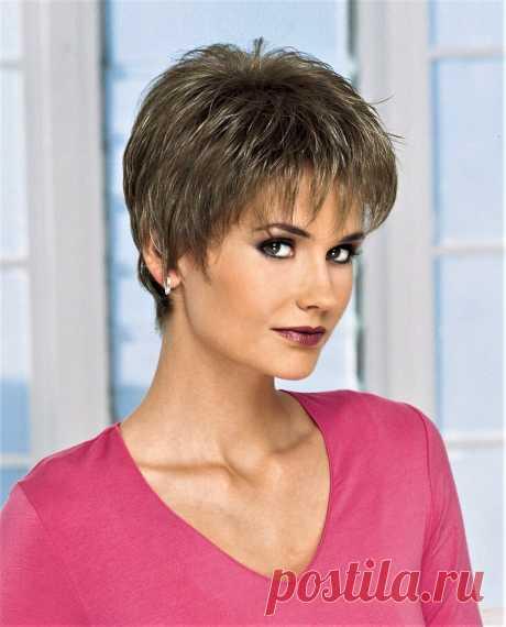 Идеальные стрижки для обладательниц тонких локонов, которые придают волосам красивый объем | Красота и стиль | Яндекс Дзен
