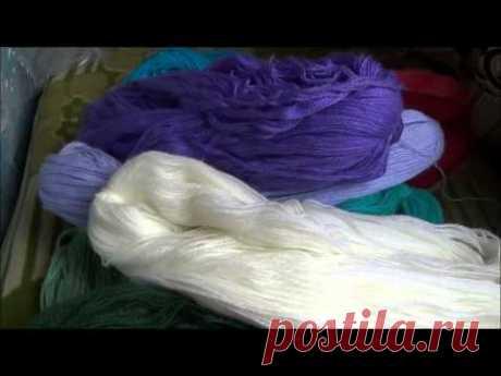 Интернет-магазин кавказской пряжи от Ольги, купить пряжу для вязания