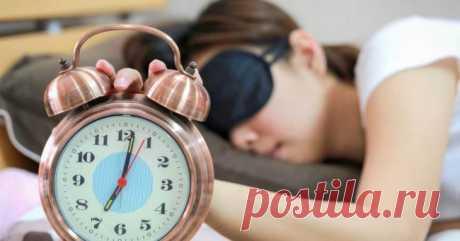 Ученые определили необходимую длительность сна для каждого возраста